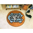 "North Carolina Tar Heels 27"" Round Basketball Mat"
