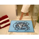 "North Carolina Tar Heels 34"" x 45"" All Star Floor Mat"