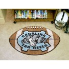 "North Carolina Tar Heels 22"" x 35"" Football Mat"