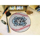 "North Carolina Tar Heels 27"" Round Baseball Mat"