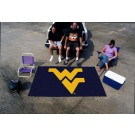 5' x 8' West Virginia Mountaineers Ulti Mat