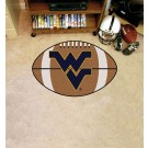 "22"" x 35"" West Virginia Mountaineers Football Mat"