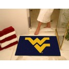 "34"" x 45"" West Virginia Mountaineers All Star Floor Mat"