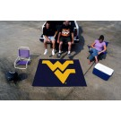 5' x 6' West Virginia Mountaineers Tailgater Mat by
