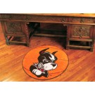 "27"" Round Boston Terriers Basketball Mat"