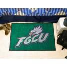 "Florida Gulf Coast Eagles 19"" x 30"" Starter Mat"