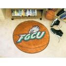 "27"" Round Florida Gulf Coast Eagles Basketball Mat"