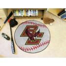 "27"" Round Boston College Eagles Baseball Mat"