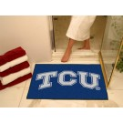 "34"" x 45"" Texas Christian Horned Frogs All Star Floor Mat"