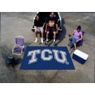 5' x 8' Texas Christian Horned Frogs Ulti Mat