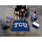 5' x 6' Texas Christian Horned Frogs Tailgater Mat