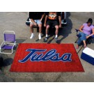 5' x 8' Tulsa Golden Hurricane Ulti Mat