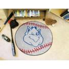 """27"""" Round St. Louis Billikens Baseball Mat"""