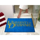 "34"" x 45"" Delaware Fightin' Blue Hens All Star Floor Mat"