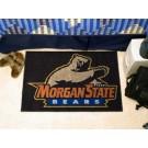 """Morgan State Bears 19"""" x 30"""" Starter Mat"""
