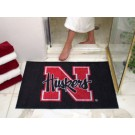 "34"" x 45"" Nebraska Cornhuskers All Star Floor Mat"