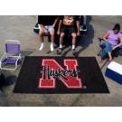5' x 8' Nebraska Cornhuskers Ulti Mat