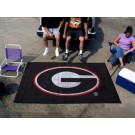 5' x 8' Georgia Bulldogs Ulti Mat by