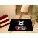 "34"" x 45"" South Dakota Coyotes All Star Floor Mat"