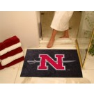 "34"" x 44 1/2"" Nicholls State University Colonels All Star Floor Mat"