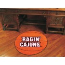 "Louisiana (Lafayette) Ragin' Cajuns 27"" Round Basketball Mat"