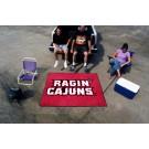 Louisiana (Lafayette) Ragin' Cajuns 5' x 6' Tailgater Mat