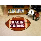 "Louisiana (Lafayette) Ragin' Cajuns 22"" x 35"" Football Mat"
