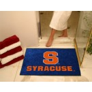 "34"" x 45"" Syracuse Orange (Orangemen) All Star Floor Mat"