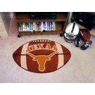 "22"" x 35"" Texas Longhorns Football Mat"