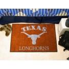 """Texas Longhorns 19"""" x 30"""" Starter Mat"""