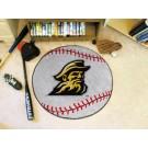 """27"""" Round Appalachian State Mountaineers Baseball Mat"""
