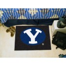 "Brigham Young (BYU) Cougars 19"" x 30"" Starter Mat"