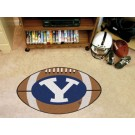 "22"" x 35"" Brigham Young (BYU) Cougars Football Mat"