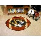 "22"" x 35"" Missouri Tigers Football Mat"