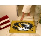 "34"" x 45"" Missouri Tigers All Star Floor Mat"