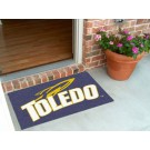 "Toledo Mud Hens 19"" x 30"" Starter Mat"