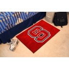 "North Carolina State Wolfpack 19"" x 30"" Starter Mat"