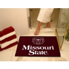 "Missouri State University Bears 34"" x 44.5"" All Star Floor Mat"