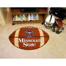 "Missouri State University Bears 22"" x 35"" Football Mat"