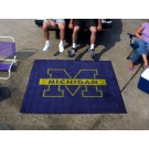 5' x 6' Michigan Wolverines Tailgater Mat