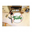 "27"" Round William & Mary Tribe Baseball Mat"