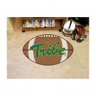 "22"" x 35"" William & Mary Tribe Football Mat"