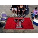 5' x 8' Texas Tech Red Raiders Ulti Mat