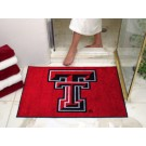 "34"" x 45"" Texas Tech Red Raiders All Star Floor Mat"