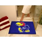 "34"" x 45"" Kansas Jayhawks All Star Floor Mat"