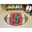 """22"""" x 35"""" Stanford Cardinal Football Mat"""