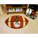 "22"" x 35"" Citadel Bulldogs Football Mat"