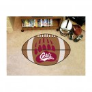 "22"" x 35"" Montana Grizzlies Football Mat"
