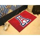 """Arizona Wildcats 19"""" x 30"""" Starter Mat"""