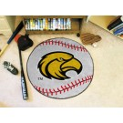 "27"" Round Southern Mississippi Golden Eagles Baseball Mat"